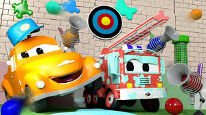 100 Youtube Truck Videos Baby Frank The Fire Tom The Tow S Car Wash Tow Truck