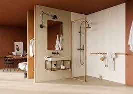 article washbasin and shower floor agrob buchtal
