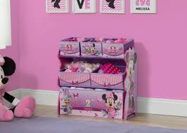 Minnie Mouse Rug Bedroom by Delta Children Minnie Mouse Multi Bin Toy Organizer U0026 Reviews