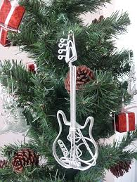 Get Quotations Metal Wire Gift Art Handmade Guitar Electric Music Christmas Ornaments Musical Instrument Twisted Souvenirs