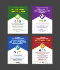 Poster Design By Paulami Sinha For Exciting Project 4 Posters Employee Benefit Program
