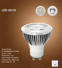 watt non dimmable gu10 warm white philips led chips