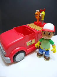 Handy Manny & His 2 In 1 Fix It Right 17