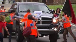 WATCH: Pickup Truck Pushes Through May Day Protesters | Abc7chicago.com Diamond Dog Dodge Solisrough Gay Street Crosswalk Cstruction Gets Underway In Knoxville Kachi Truck Korean With A Twist Feds Close Iowa Trucking Firm Tied To Deadly Human Trafficking Case Angry Trucks At Kearney Pride Parade Youtube Ok Whose Truck Is This Furry Most Delicious Dessert America Coltstar Pty Ltd Rainbow Flag Friendly Network Thats So 2013 Ram 1500 Gets One Big Woof Gaywheels Atlanta Food Finds Abound No Matter What Time Of Day Or Night Grease Wikipedia