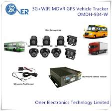 100 Commercial Gps For Trucks China 3G4GGPSWiFi 4CH SSD SD HDD Mobile DVR With Video Recording
