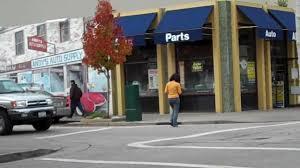 Pacific Garden Mall Stores Santa Cruz California USA MP4