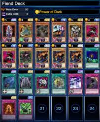 archfiend palabyrinth decks and tips yugioh duel links gamea