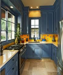 Madlonsbigbearcom Sensational Design Blue And Yellow Country Kitchen 12 Michael Lyons Architect