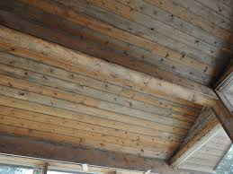 tongue and groove wood roof decking tongue groove and decking