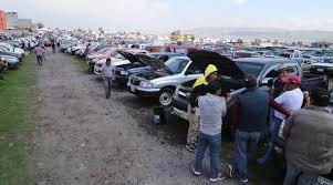 patio de autos quito comerciantes de autos usados en guaman祗 reportan baja en las