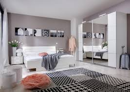 chambre design adulte chambre adulte complète design coloris blanc alpin mavrick ii