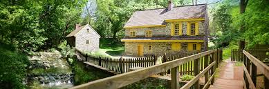 100 Paper Mill House About Historic Rittenhouse Town