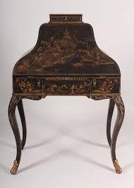 Maitland Smith Secretary Desk by Igavel Auctions Maitland Smith Chinoiserie Secretary Desk
