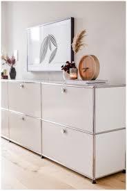 usm haller systemmöbel sideboard wohnzimmer wiener