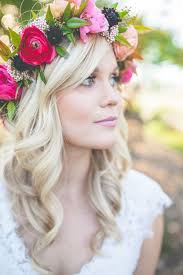 76 best Floral Crowns for Weddings images on Pinterest