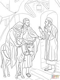Mary And Elizabeth Coloring Pages Visitation Of To Page Free Printable Images