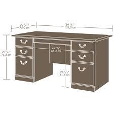 Sauder Graham Hill Desk by Sauder Heritage Hill Desk