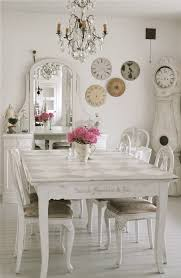 Chic Dining Room Ideas With Fine Beautiful Shabby Design Excellent