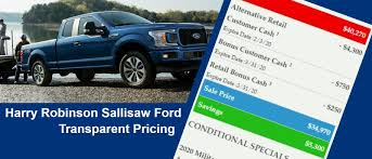 100 Budget Truck Coupon Harry Robinson Sallisaw Ford Is A Ford Dealer Selling New