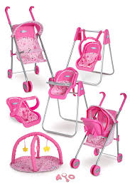 Amazon.com: Graco Play Set - Stroller With Canopy, Swing / High ... Graco Souffle High Chair Pierce Doll Stroller Set Strollers 2017 Vintage Baby Swing Litlestuff Best Of Premiumcelikcom 3pc Girls Accessory Tolly Tots 4 Piece Baby Doll Lot Stroller High Chair Carrier Just Like Mom Deluxe Playset With 2 In 1 Sleepsack For Duodiner Eli Babies R Us Canada 2013 Strollers And Car Seats C798c 1020 Cat Double For Dolls Youtube 1730963938 Amazoncom With Toys Games