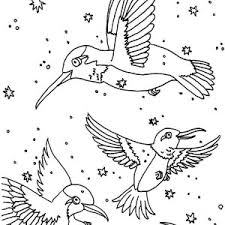 Migration Coloring 10 Download Drawings
