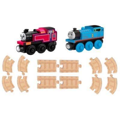Fisher Price Thomas the Train Wooden Railway Toy - Ashima Train