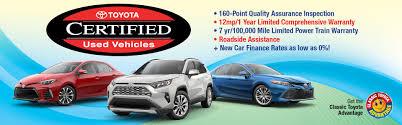 100 Certified Pre Owned Trucks Toyota Program Waukegan IL