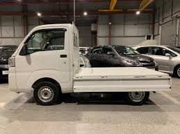 100 Hijet Truck For Sale DAIHATSU HIJET TRUCK 660 STANDARD 3 SIDE OPENING 4WD Used Car For