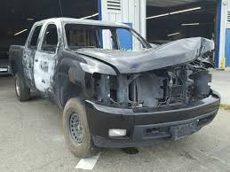 Salvage 2007 Chevrolet SILVERADO Truck For Sale