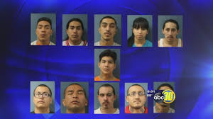 Visalia Mooney Pumpkin Patch by Massive Sweep Leads To Arrest And Charge Of 80 Gang Members