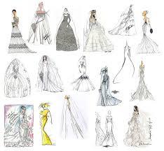 Drawn Fashion Famous Designer 15