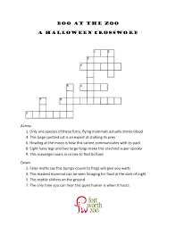 Halloween Multiplication Worksheets 4th Grade by Halloween Printable 3rd Grade Crossword Puzzles U2013 Festival Collections