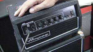 2x10 Bass Cabinet Shootout by Ampeg Micro Cl Stack Youtube