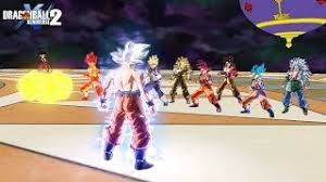 Mastered UI Goku Vs All
