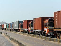 100 National Truck Breakdown Economic Survey Indias Logistics Sector To Reach USD 215 Bn By