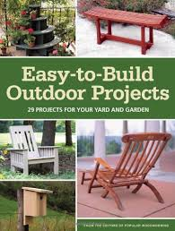 free easy woodworking projects yard art