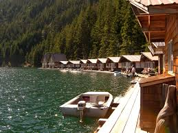 Ross Lake Resort Rockport Washington Floating Cabins on the