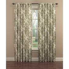 Absolute Zero Curtains Red by Waverly Curtains U0026 Drapes You U0027ll Love Wayfair