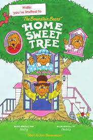 The Berenstain Bears Christmas Tree Book by Put Me In The Story The Berenstain Bears Home Sweet Tree