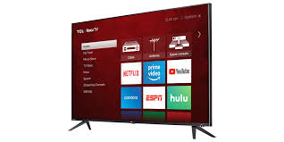 Roku Steaming, 4K HDR, And 3 HDMI Ports Headline TCL's 55-inch HDTV ... 58 Sharp Roku 4k Smart Tv Only 178 Deal Of The Year Coupon Code Coupon Sony Wh1000xm3 Anc Bluetooth Headphones Drop To 290 For Rakuten Redeem A Sling Promo Ca Crackberry Shop Online Canada Free Shipping Coupon Codes Online Coupons Promo Dell Macys Codes August 2019 Findercom Earthvpn New Roku What Are The 50 Shades Of Grey Books