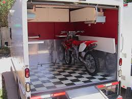 Best Van For Motocross - Trucks, Trailers, RV's & Toy Haulers ... 14 Simple And Genius Box Truck Rv Cversion Hacks Remodel Wraps Wrapvehiclescom Build Your Van The Ultimate Guide Gnomad Home To Cversion Weekends Progress Youtube Campers For Sale 2471 Trader Tiny House Project Introduction Seven Wanders The World Diy Camper Van 5 Affordable Kits You Can Buy Now Curbed 1999 Gmc Collision Repair A Look At Box Truck Stealth Inside A Recoil Offgrid Extreme Built For Offroading Trucks Aztec Financial