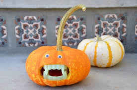 Preserving A Carved Pumpkin by Two Ghoulishly Fun Diys The Bay Club Blog