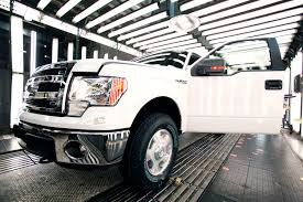 Ford F-150 Investigated By NHTSA For Brake Issues | Fortune Michigan Supplier Fire Idles 4000 At Ford Truck Plant In Dearborn Tops Resurgent Us Car Industry 2013 Sales Results Show The Could Reopen Two Plants Next Friday F150 Chassis Go Through Assembly Fords Video Inside Resigned To See How The 2015 F Announces Plan To Cut Production Save Costs Photos And Ripping Up History Truck Doors For Allnew Await Takes Costly Gamble On Launch Of Its Pickup Toledo Blade Plant Vision Sustainable Manufacturing Restarts Production
