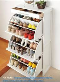 Shoe Rack Design : Creative Shoe Sack At Home – Home Decor ... Fniture Beauteous For Small Walk In Closet Design And Metal Shoe Rack Target Mens Racks Closets Storage Wooden Plans Wood Designs Cabinet Lawrahetcom Entryway Awesome House Good Ideas Sweet Running Diy With Final Measurements Interesting Outdoor 15 Your Trends Home Interior Shoe Rack Homemade 20 Cabinets That Are Both Functional Stylish Closed Best 25 Racks Ideas On Pinterest Chic Of White Painted