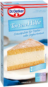 dr oetker cake aid for curd and yoghurt