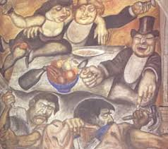 Jose Clemente Orozco Murales San Ildefonso by Guía De Murales
