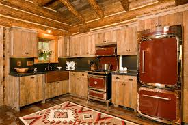 Rustic Log Cabin Kitchen Ideas by Top 100 Rustic Kitchen Design Best Photo Gallery Of Interior