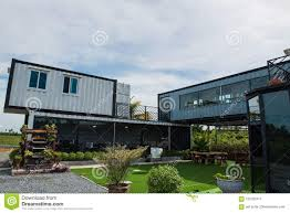 100 Modern Containers Metal Building Made From Shipping And Blue