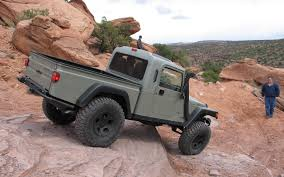 100 Brute Jeep Truck AEV Double Cab Hemi First Drive Motor Trend