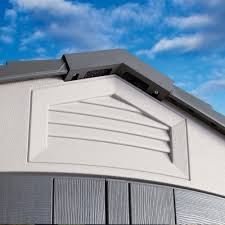 Lifetime Products Gable Storage Shed 7x7 by Shed Plastic Shed Heavy Duty Lifetime Skylight High Density